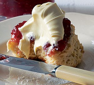 Is there anything more appealing than a freshly-made scone?