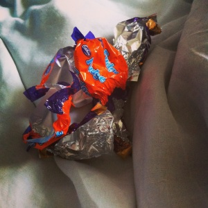 sweet wrappers