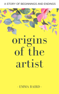 Origins of the Artist, a book by Emma Baird