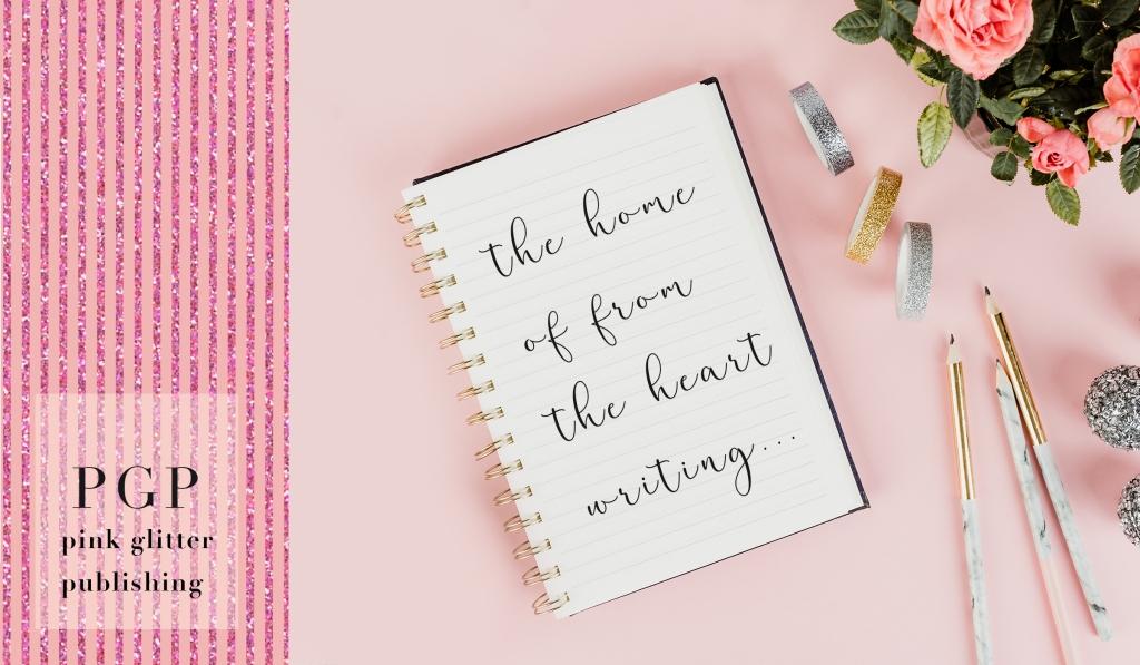 pink glitter publishing Emma Baird