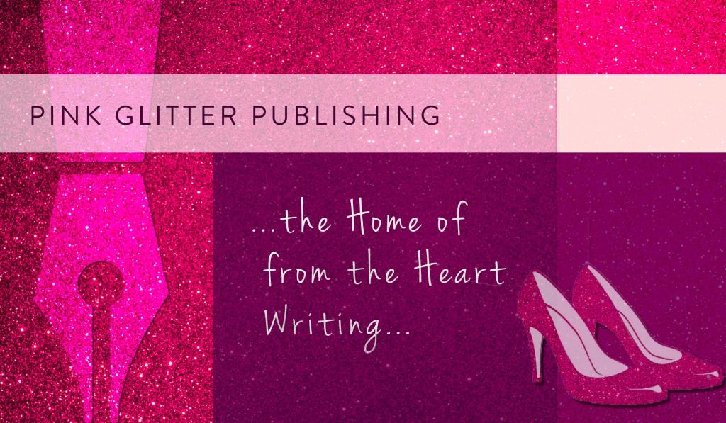 Pink Glitter Publishing logo