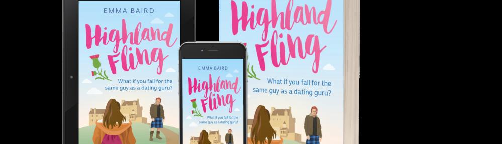 Highland Fling by Emma Baird versions