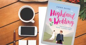 Highland Wedding by Emma Baird