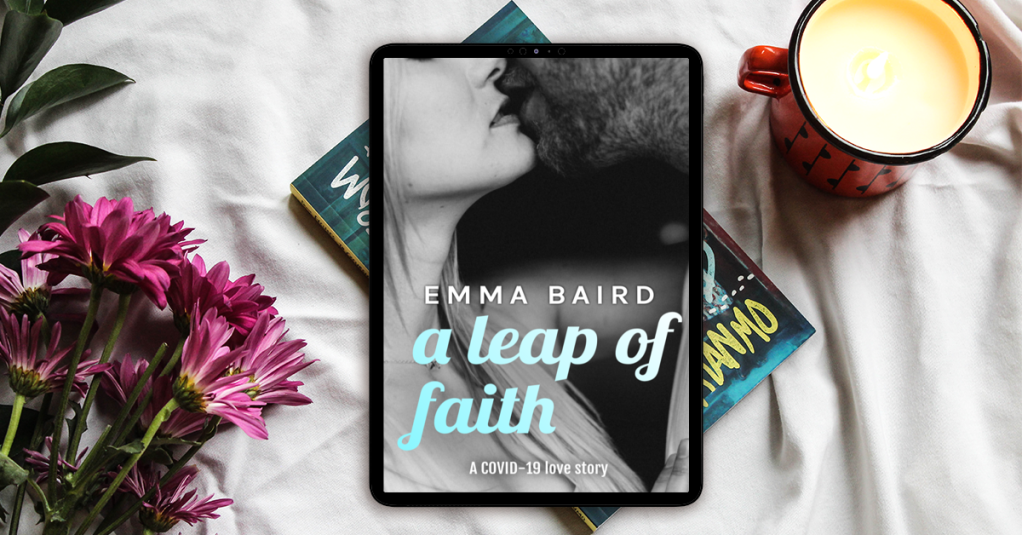 The cover of a leap of faith
